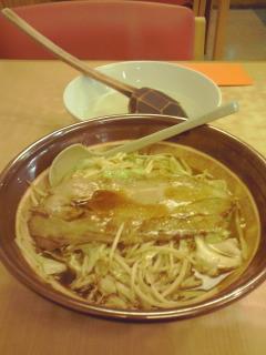 【拉麺通信】東横(新潟市)