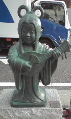 新潟で見かけた神様たち