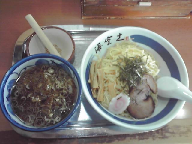 【拉麺通信】海空土(千葉市若葉区)