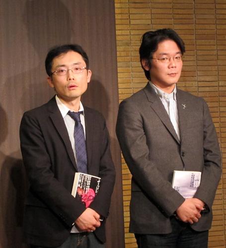 「共喰(ぐ)い」で第146回芥川賞に選ばれた田中慎弥さんが面白い。
