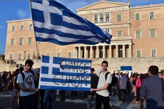 ギリシャのデフォルト(債務不履行)破たん危機と私